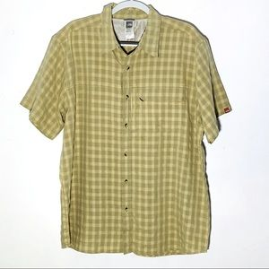 The North Face Short Sleeve Button Down Shirt